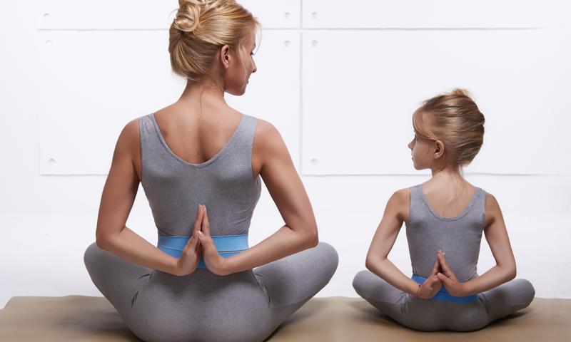 Concentration Enfants Yoga