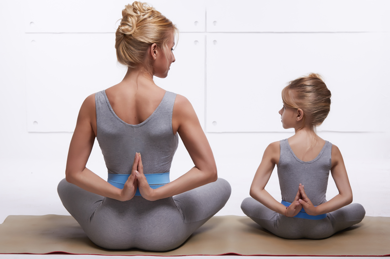 Concentration Enfants Yoga