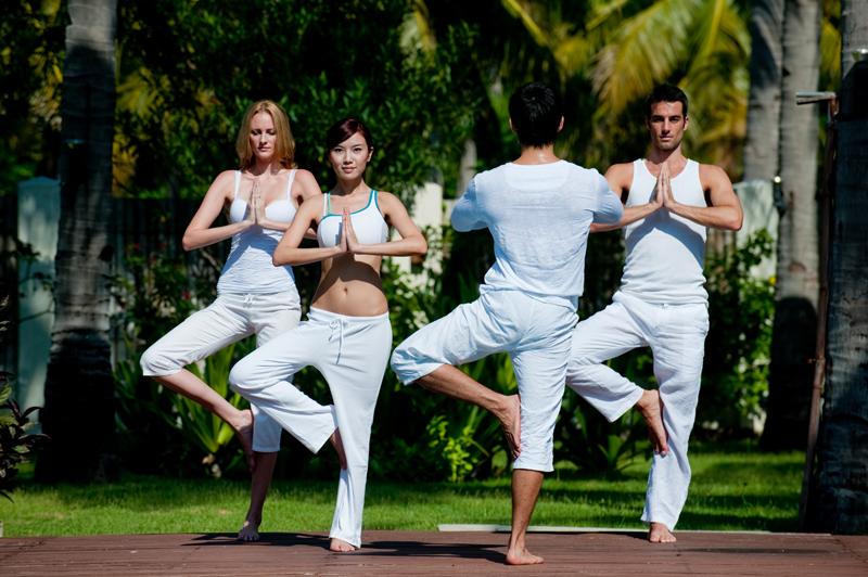 célèbres professeurs de yoga