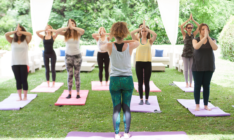 Professeurs de yoga célèbres