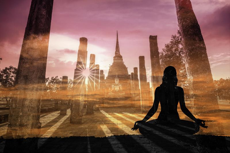 Yoga Histoire