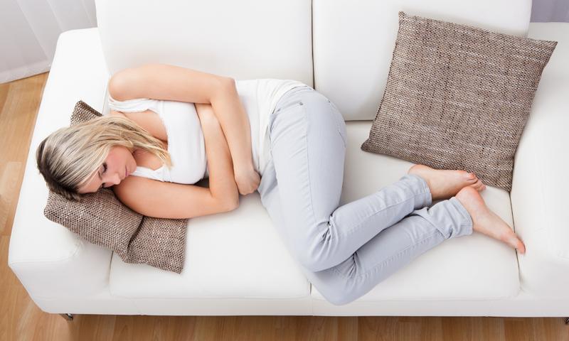 Yoga douleurs menstruelles