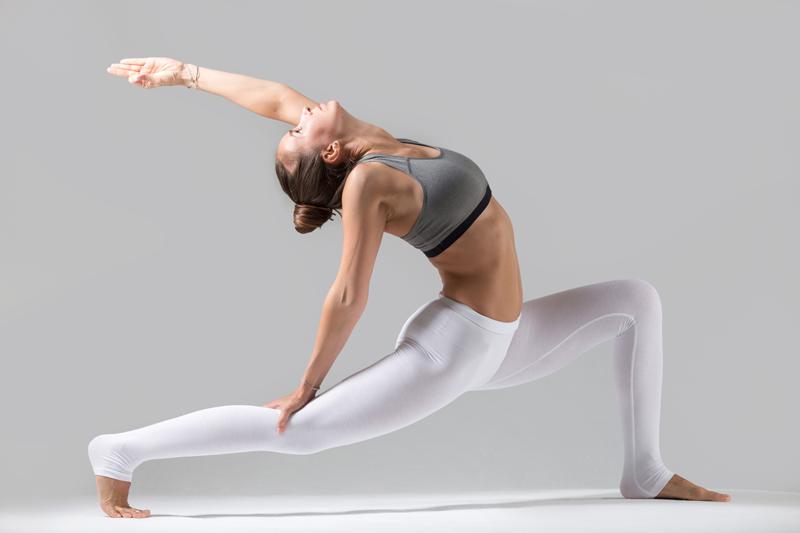 Le succès du Yoga