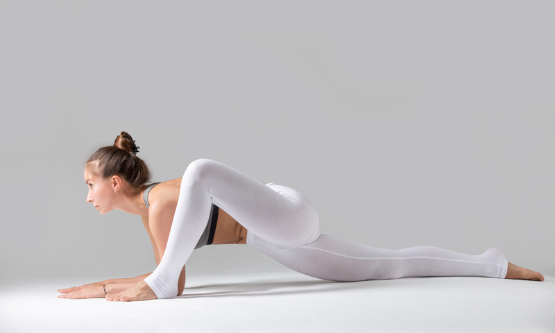 Succès du Yoga