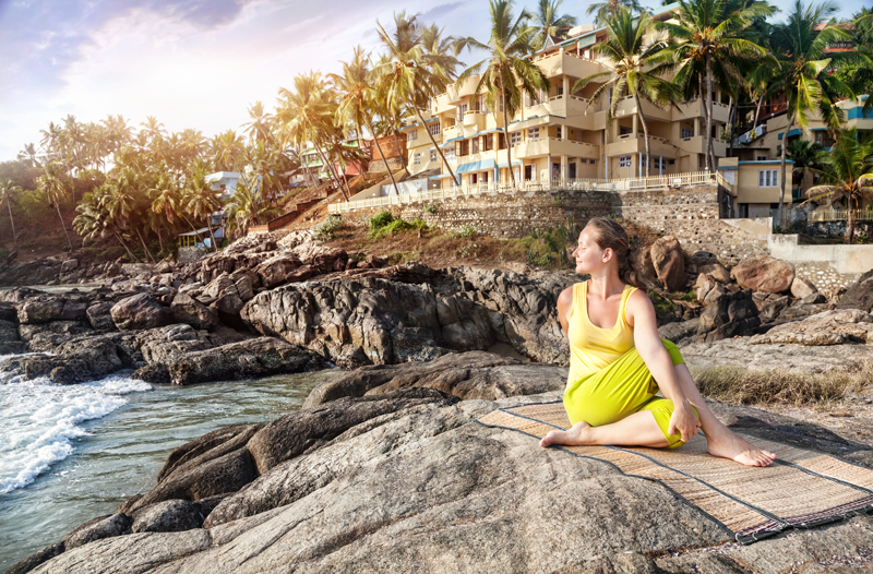 Yoga Vacances