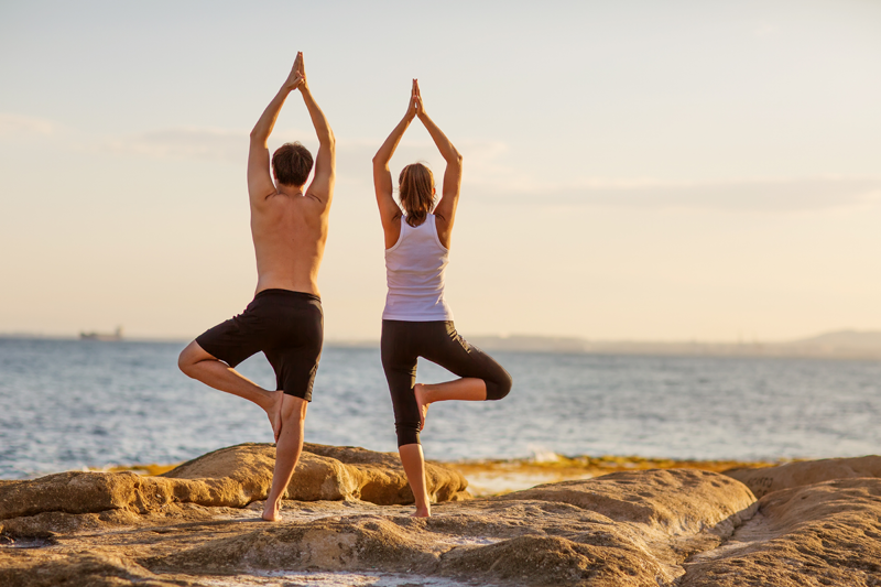 Yoga à deux