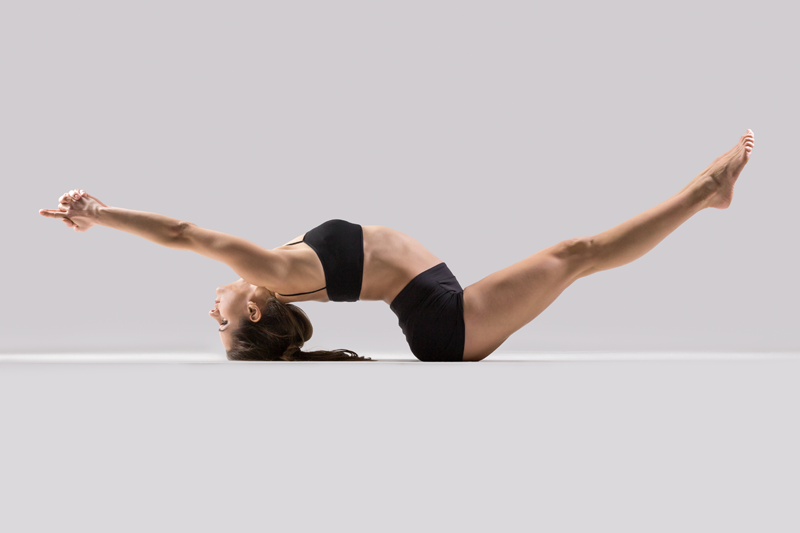 Yoga ballonnement