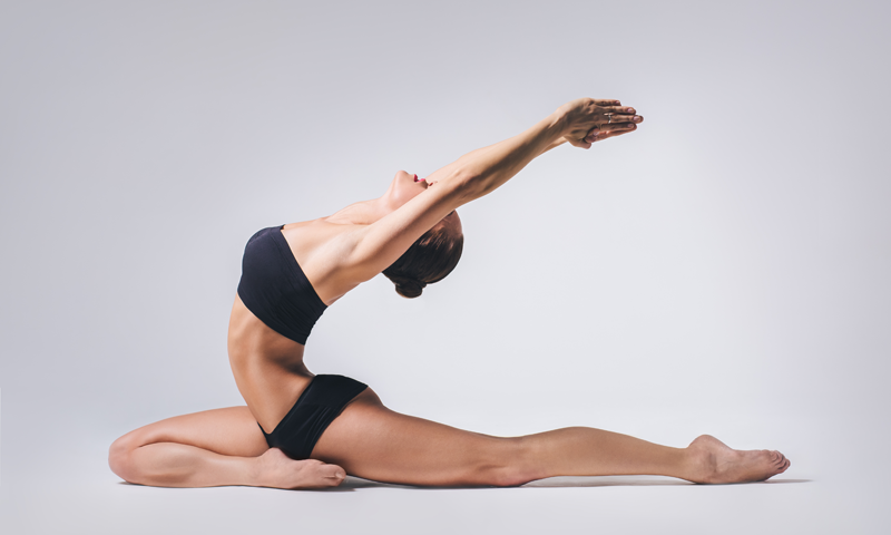 Yoga nuque
