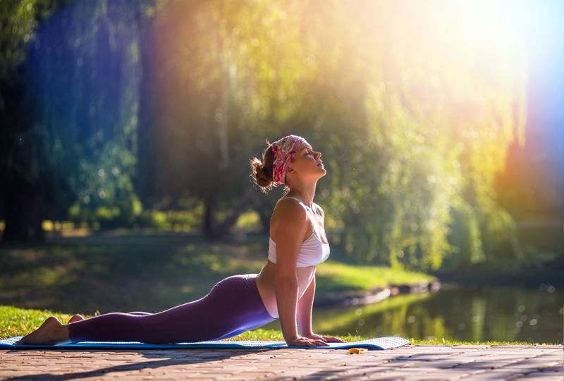 Yoga végétalien