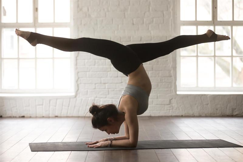 Yoga poitrine