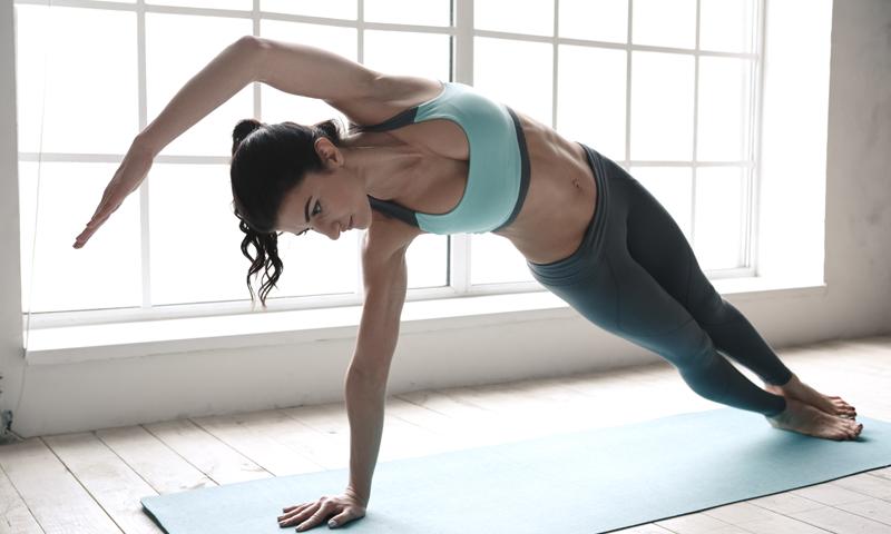 Yoga problèmes foie
