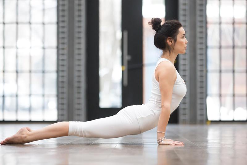 Yoga sans tapis