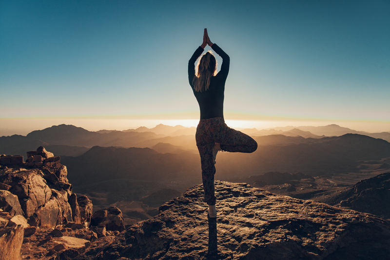 Yoga Egytien