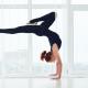 Postures yoga impressionnantes
