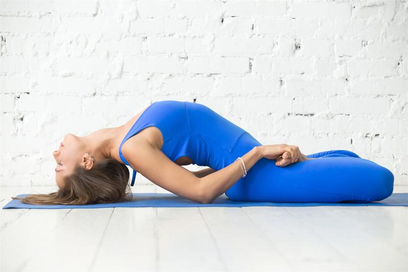 Yoga coeur