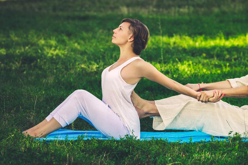 Yoga thérapie