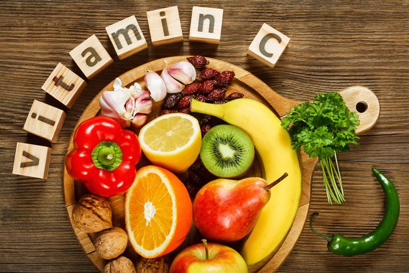 Yoga vitamine C