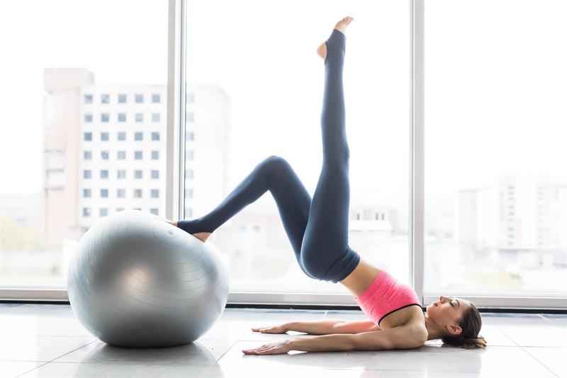 Yoga ballon gym