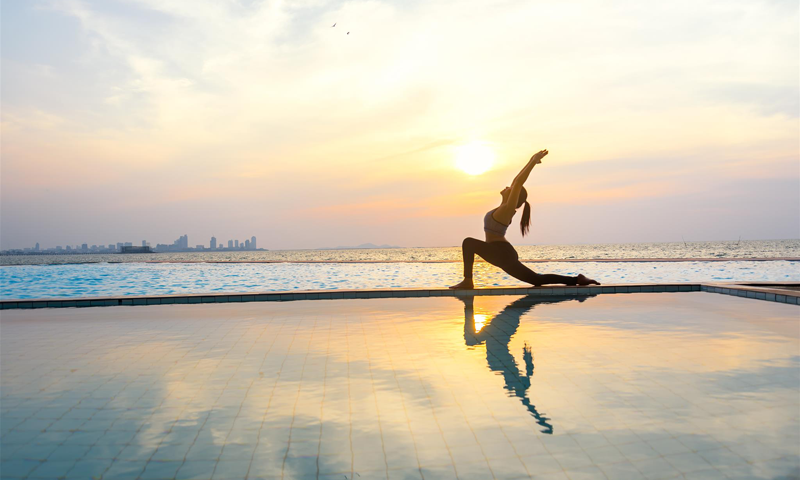 Yoga nageurs