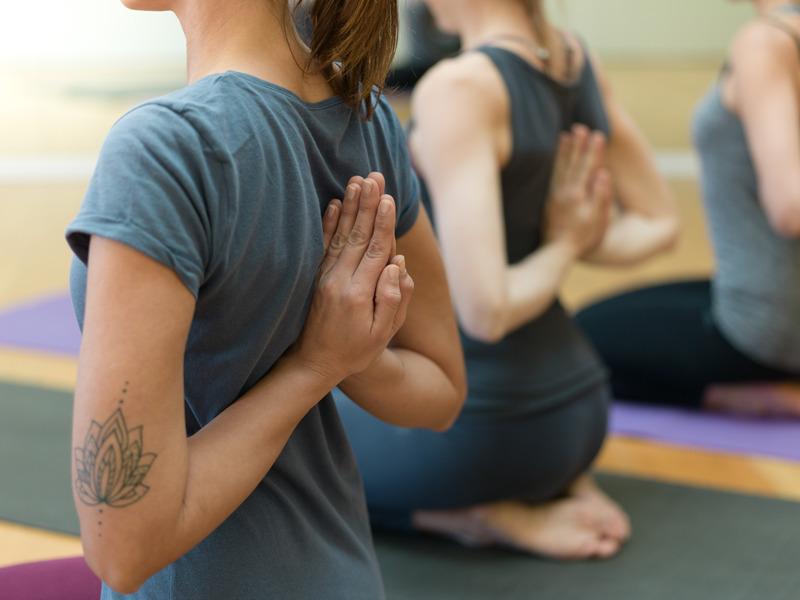 Yoga épaules