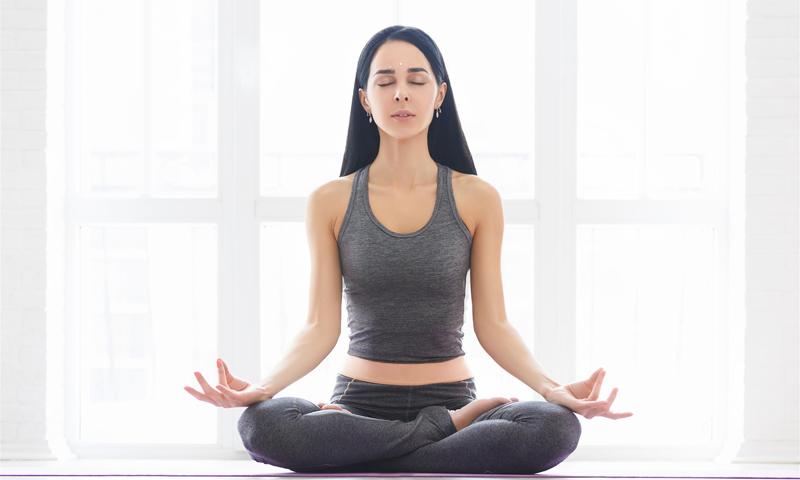 yoga positions méditation