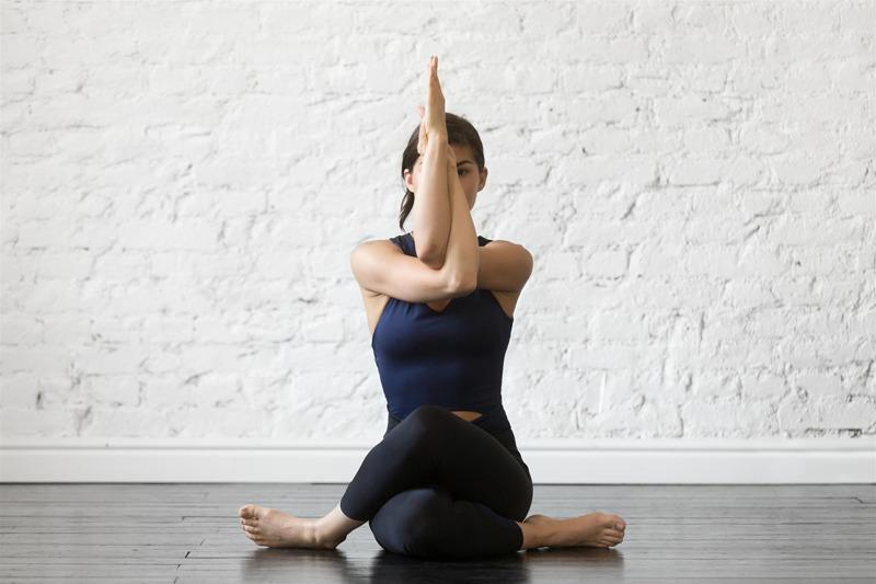 yoga sukha