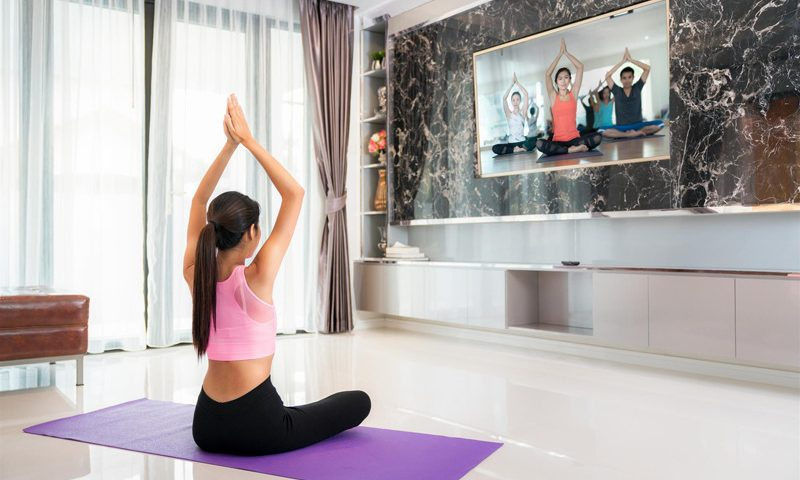yoga basiques
