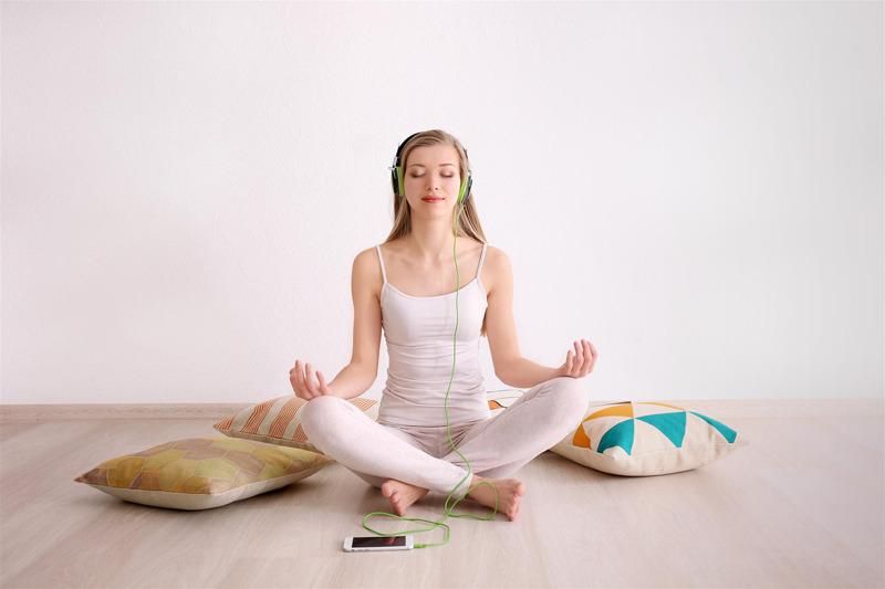 yoga musique