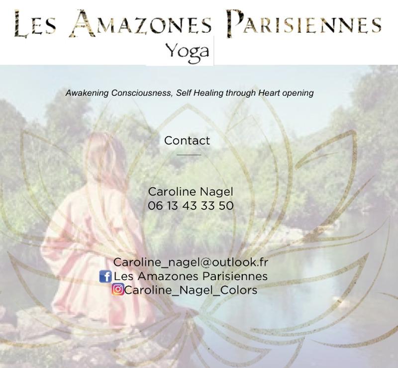 Les Amazones Parisiennes Yoga