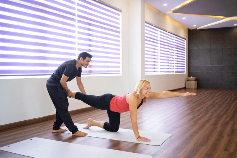 Yoga séances privées