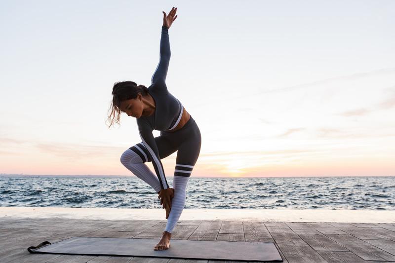 yoga postures changement vie