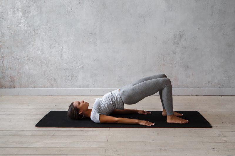 Yoga hypotension