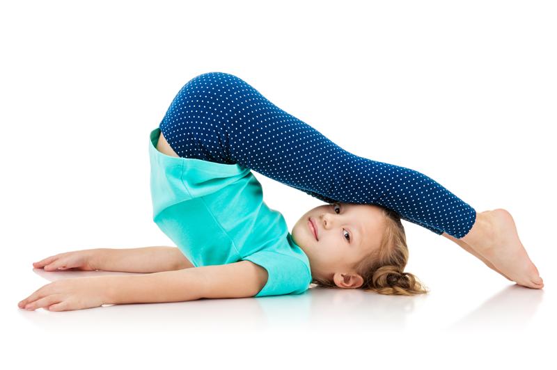 Yoga poses préférés enfants