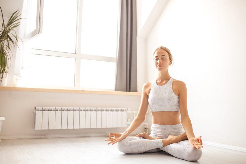yoga postures tomber enceinte