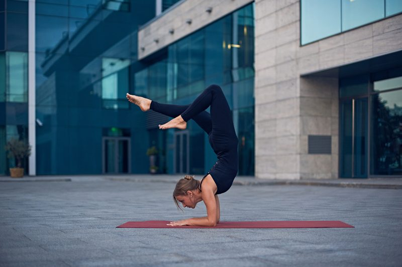 Yoga postures expertes