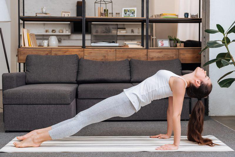 yoga bandha