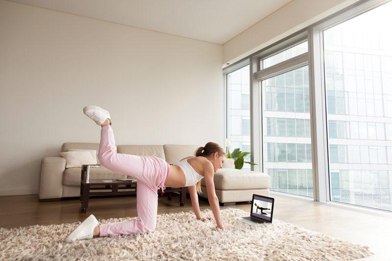 Yoga en ligne positifs négatifs