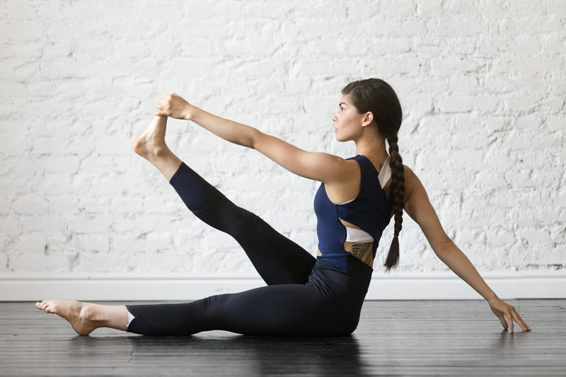Yoga cure detox