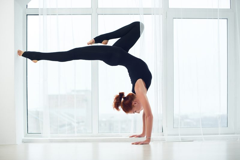 Yoga inversion