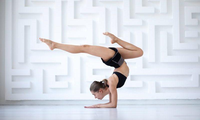 Yoga prépare séance