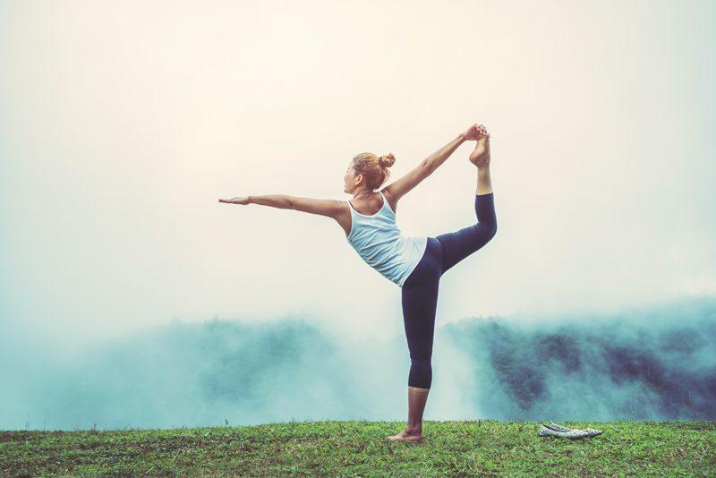 yoga lieux inspirants