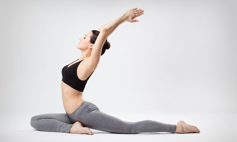 Yoga enchainement