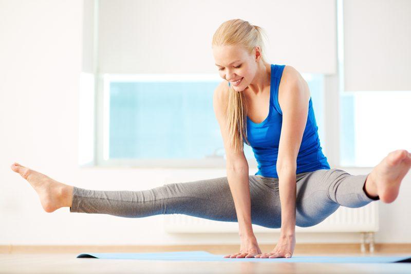 Yoga tonifier muscles