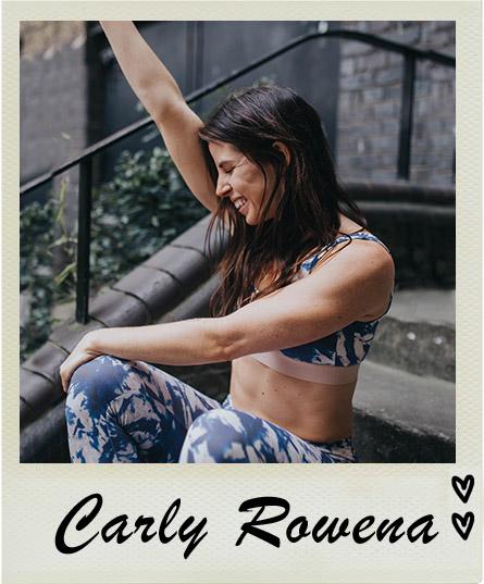 Carly Rowena