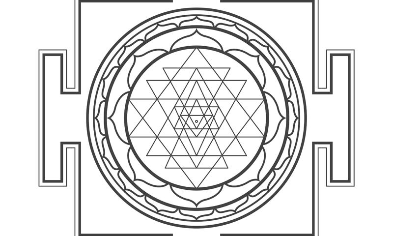 Le Sri Yantra et ses avantages