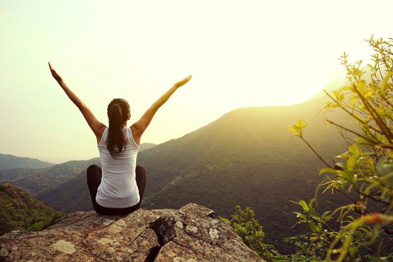 Le yoga pour bien accueillir le printemps