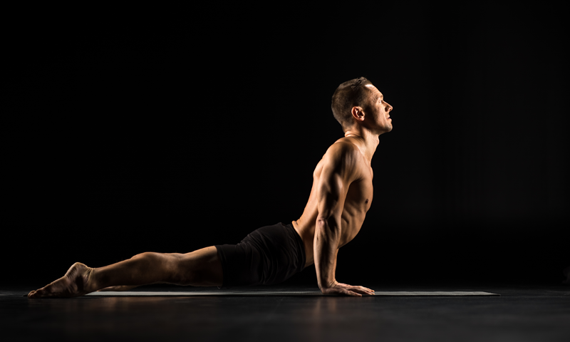 Le yoga et les asanas pour augmenter le niveau de testostérone