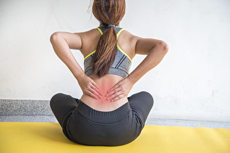 Le yoga pour se remettre d'une blessure