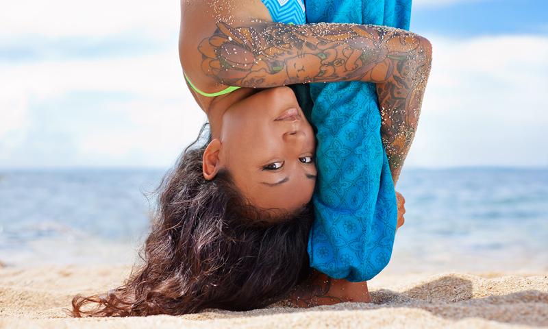 Les plus beaux tatouages sur le yoga