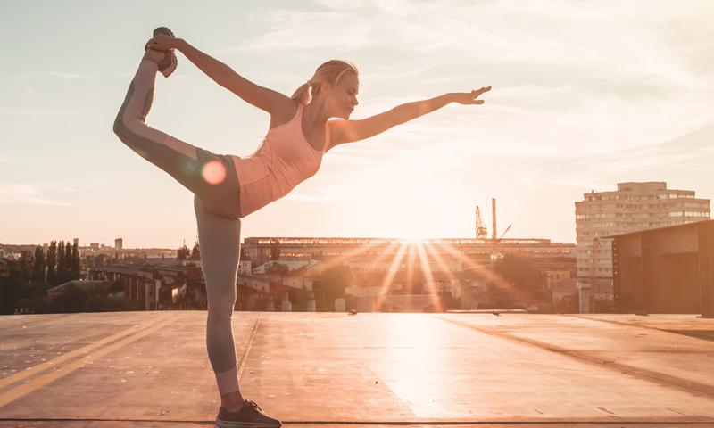 Qu'est-ce que le yoga urbain ?